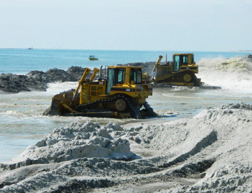 Marinex Construction wins $12.5 M St. Augustine Beach Restoration
