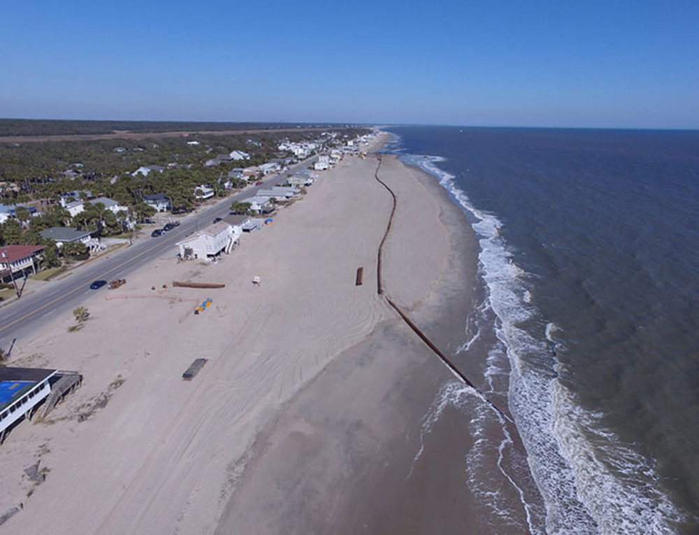 Firm nabs $10M contract to repair Folly Beach erosion