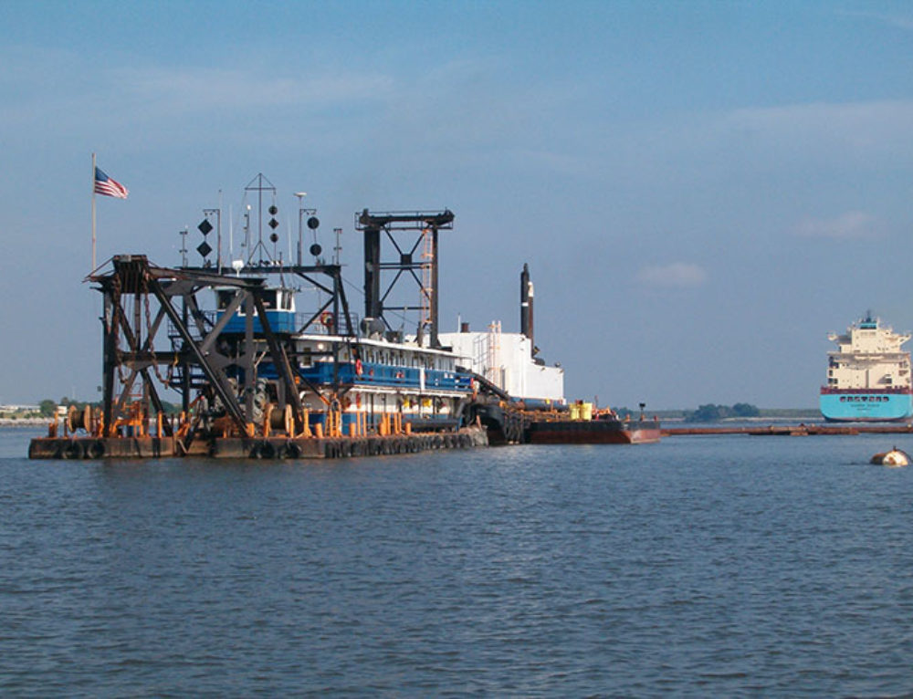 Marinex Nabs $18.4 M Dredging Contract